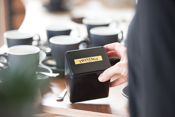 Twinings of London shoot
