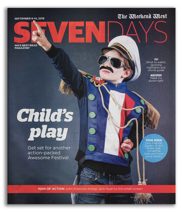 Front cover Child Dictator