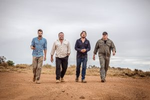 TV stills for Aussie Gold Hunters on Discovery Channel