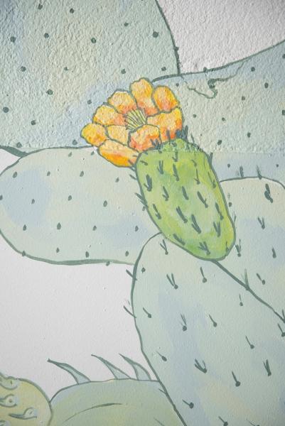 Wall mural by Ang Ferolla