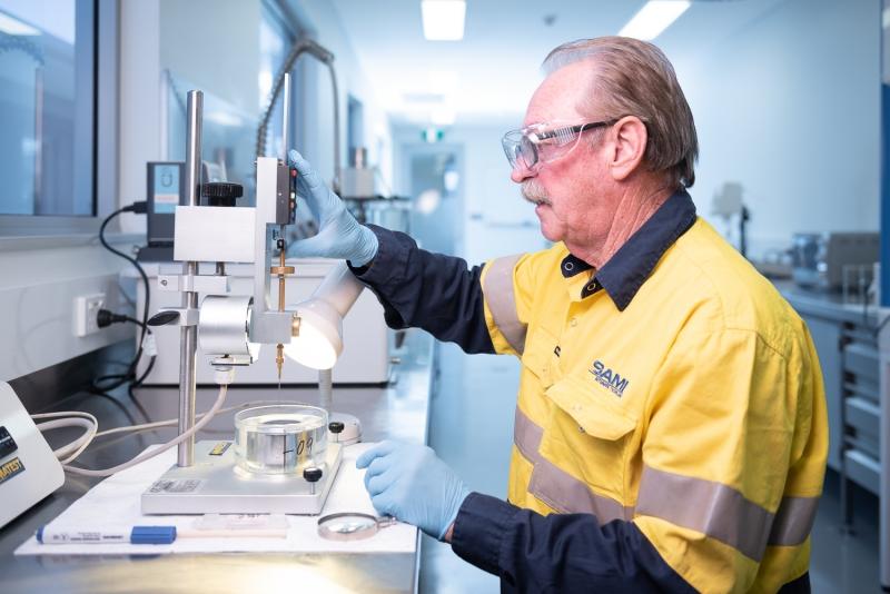 Sami Bitumen Technologies
