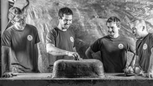 Concrete Studio – behind the scenes