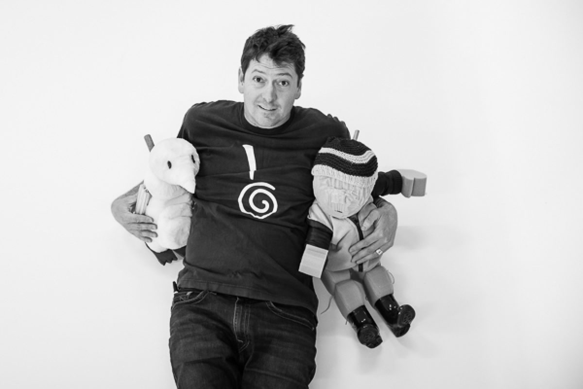 Gareth of Antarctica