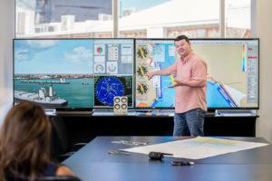HR Wallingford – Captains of the virtual seas