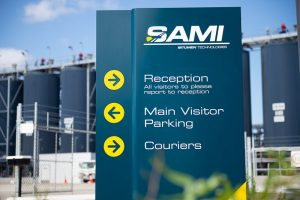 SAMI's new WA terminal